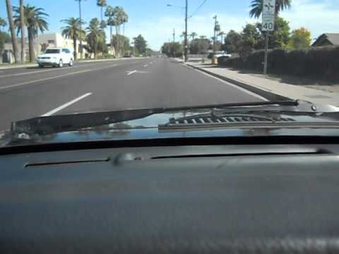 Dodge Shelby 1986 GLHS Down Phoenix Street Turbo POV