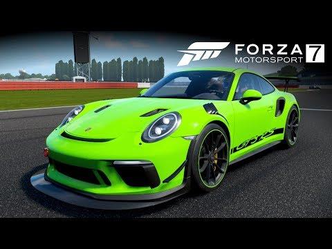 Porsche 911 GT3 RS 2019 - Teve (G)DRAMA! 😂   Forza Motorsport 7 [PT-BR]