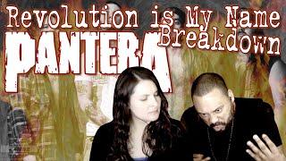 PANTERA Revolution Is My Name Reaction!!!