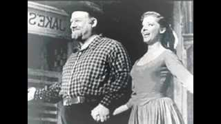 Watch Burl Ives Big Rock Candy Mountain video