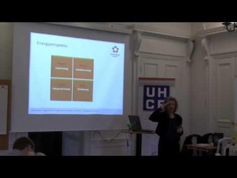 """Hur """"energi"""" effektiviserar man en större organisation?"""