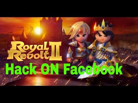 Royal Revolt 2 Hack On Facebook 2017