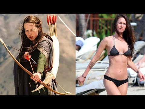 The Chronicles of Narnia (2010) Cast Then and Now
