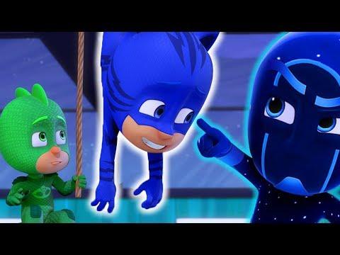 PJ Masks Deutsch Pyjamahelden 💙Catboys Großer Auftritt 🌙 Cartoons für Kinder