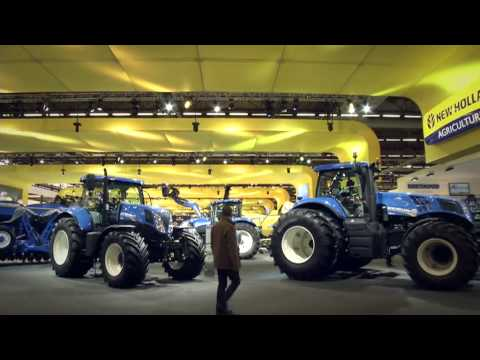 New Holland - Conservation Agriculture