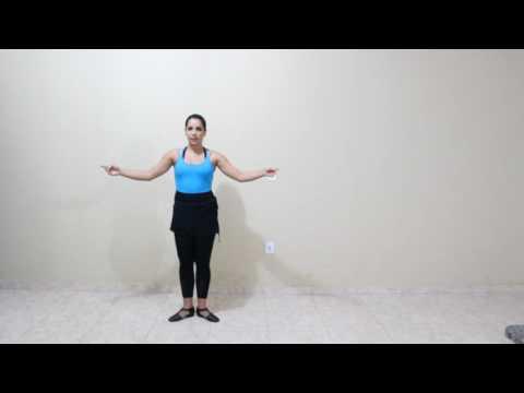Passos de Ballet - Port de Bras