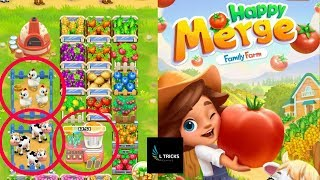 Merge Animals and Juice Bars - Happy Merge Family Farm