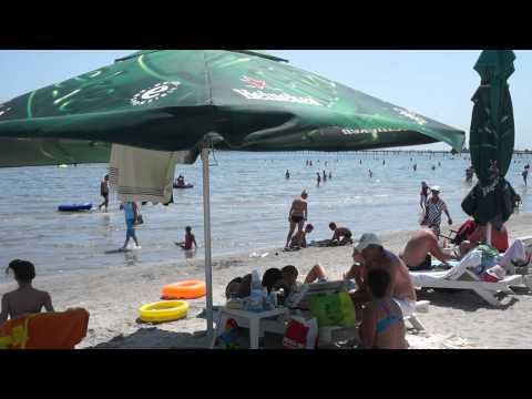 Mamaia - plaże Rumunii
