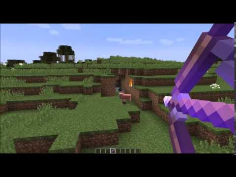 How To Get Fire Arrows In Minecraft Youtube