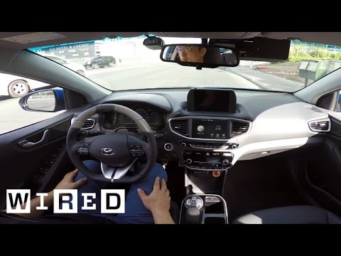 Take a Spin in Hyundai's Driverless Car for the Masses | WIRED