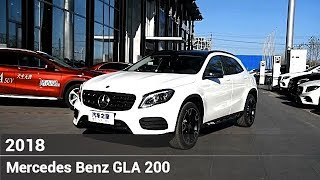 2018 Mercedes Benz GLA 200 Interior & Exterior Overview