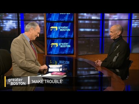 Actor, Author John Waters Encourages New Grads to 'Make Trouble'