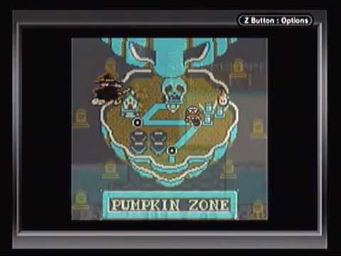 Let's Play Super Mario Land 2: 6 Golden Coins - Episode 7 - Some Haunting Secrets (Pumpkin Zone)