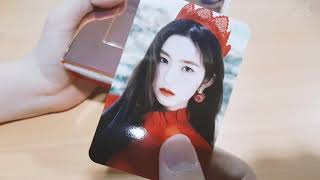 [Unboxing] RED VELVET Peek-A-Boo Photocard Collect Book (Perfect Velvet)