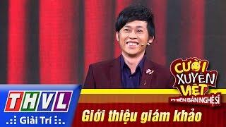 Cười Xuyên Việt - Phiên Bản Nghệ Sĩ 2016 Tập 1 Full HD