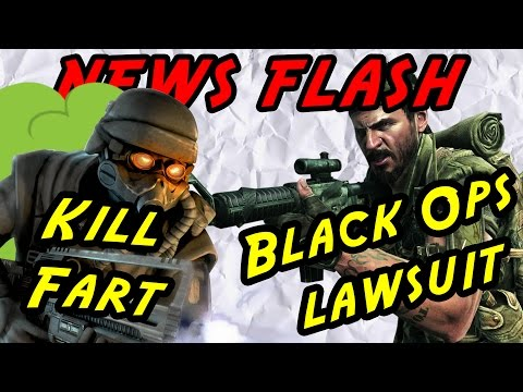Killzone releases fart DLC and former dictator sues Activision - News Flash