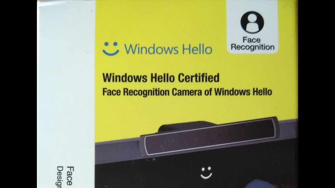 LilBit USB IR camera Hello Facial Recognition