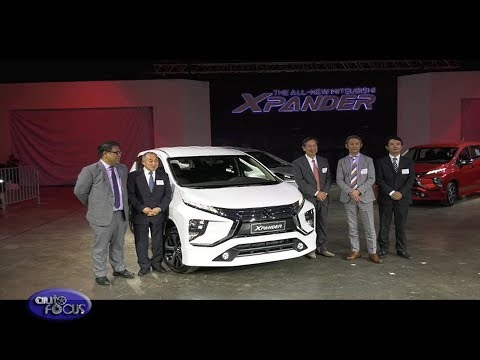 Mitsubishi XPANDER Launch   Industry News