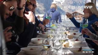 Objectif Lune, vip moon lunch by Lake-Montagnes.com