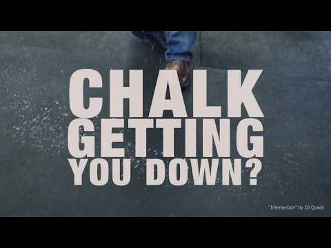 Use a Bulldog Scrubber to Clean Gym Chalk