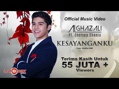 Al Ghazali Ft. Chelsea Shania - Kesayanganku OST. Samudra Cinta (Official Music Video )