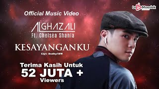Download lagu Al Ghazali ft. Chelsea Shania - Kesayanganku OST. Samudra Cinta (Official Music Video )