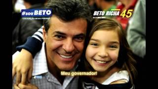 O Paraná agora é Beto. Vídeo 2