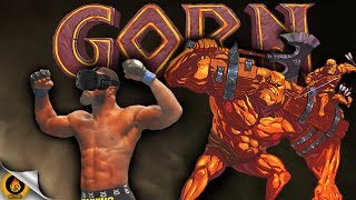 ENDLESS GORN VR - MMA/Unarmed vs ALL BOSSES inlcuding new Giant Boss!