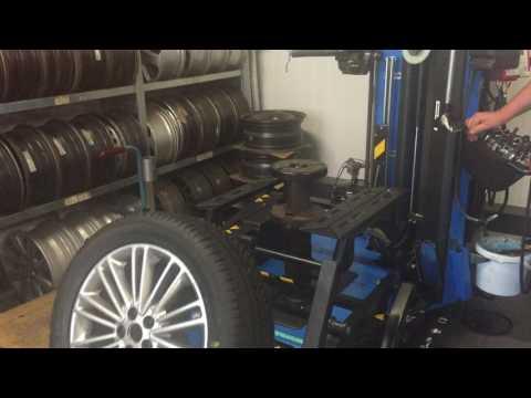 #einfachmachen - Tag 9 Reifen Arnold