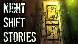 4 Creepy True NIGHT SHIFT Stories from Reddit