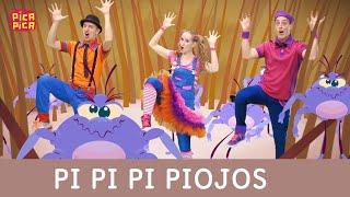 Pica-Pica - Pi Pi Pi Piojos (Videoclip oficial) thumbnail