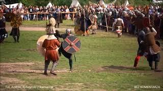 Reconstitution Viking/ Wolin/ Duels des Champions/ Règles de Combat Eastern