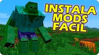 Como Instalar Mods En Minecraft 1.9 - 1.10.2 - 1.10 (todas las versiones) 📺  ✔
