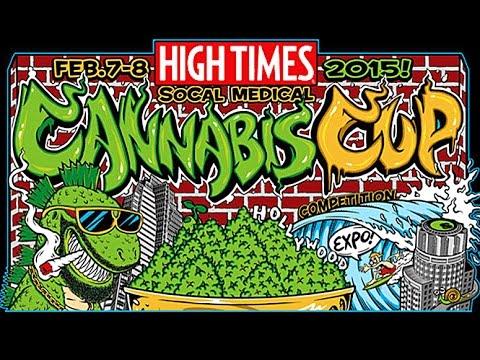 2015 HIGH TIMES SoCal Medical Cannabis Cup #CRTV420