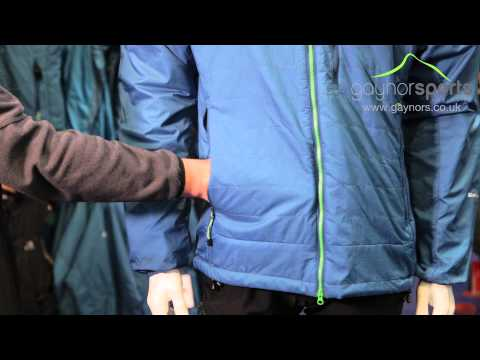 Mountain Equipment, Compressor Hooded Jacket. Www.gaynors.co.uk