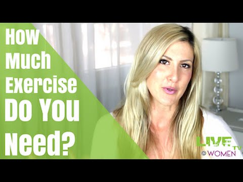 How Much Exercise Do You Need? | LiveLeanTV
