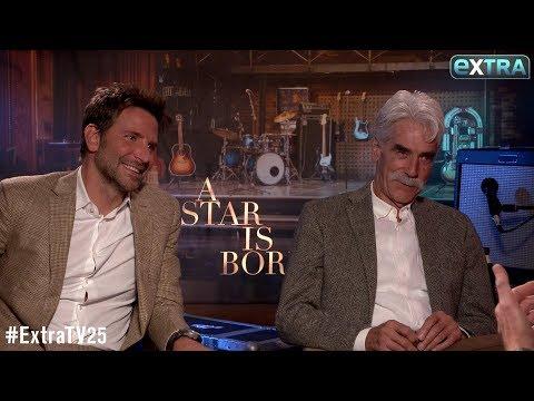 How Bradley Cooper & Sam Elliott Broke the Ice Before Filming 'A Star Is Born'
