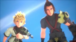 Download Video Kingdom Hearts 3 Saving Aqua From The Realm Of Darkness MP3 3GP MP4