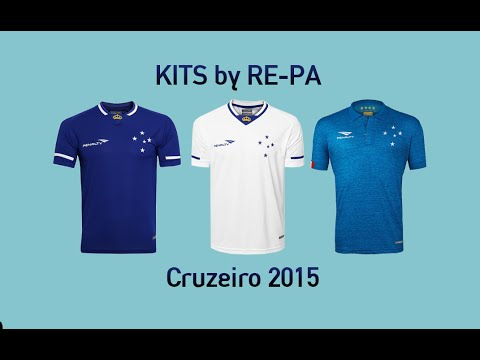 Kits Cruzeiro 2015  PES 2013  - YouTube 3ec05aa613b31