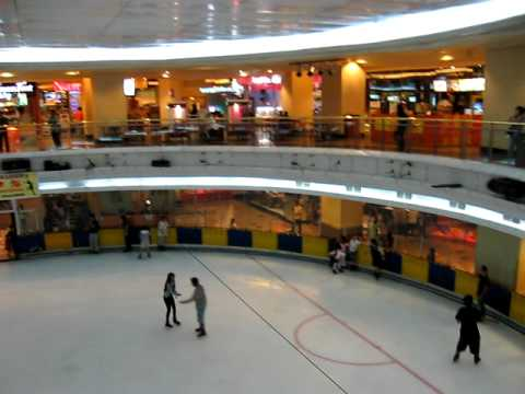 shopping mall at jakarta indonesia youtube