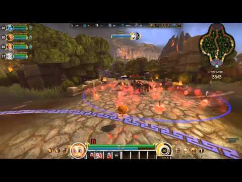 видео: smite — особенности игрового процесса
