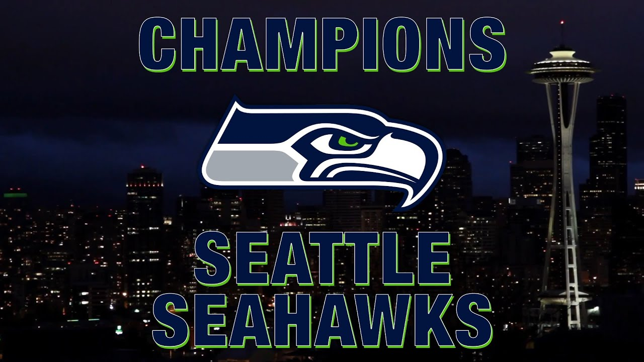 Congratulations Seahawks Super Bowl 48 Champions