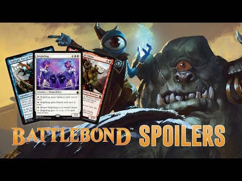 Daily Battlebond Spoilers — May 25, 2018 | Full Spoiler, Coin Flippers, Brightling