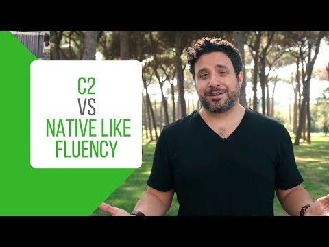 The Real Truth About Native Speaker Level: Is C2 Good Enough?