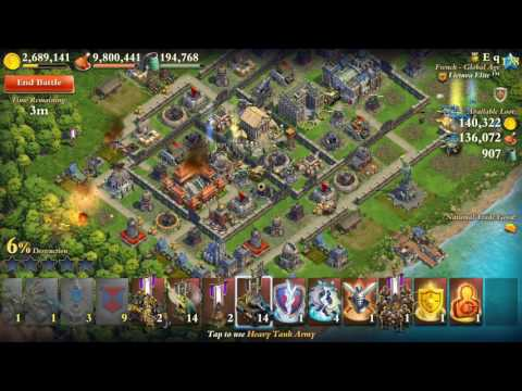 01.12.2016 Dominations War attack 5* 100%