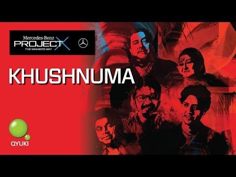 Khushnuma | Ranjit Barot Ft. A.R. Rahman, Shubha M, Salim M, Amit T - ProjectX #TheWinnersWay