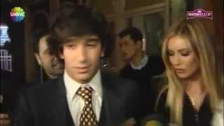 Arda Turan ve Sinem Kobal'ın Nişan Eğlencesi