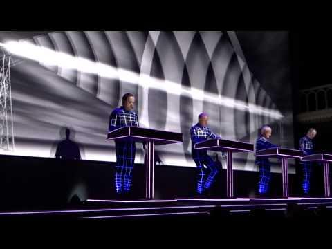Kraftwerk.Antenna.Amsterdam Paradiso 2015