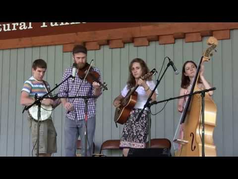 Red Wing (#6/11)- Empty Bottle String Band at Pickin' In The Park, Natural Tunnel SP