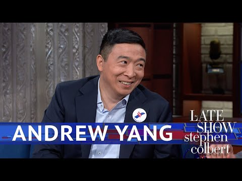 Andrew Yang's Plan To Give Everyone $1K Per Month
